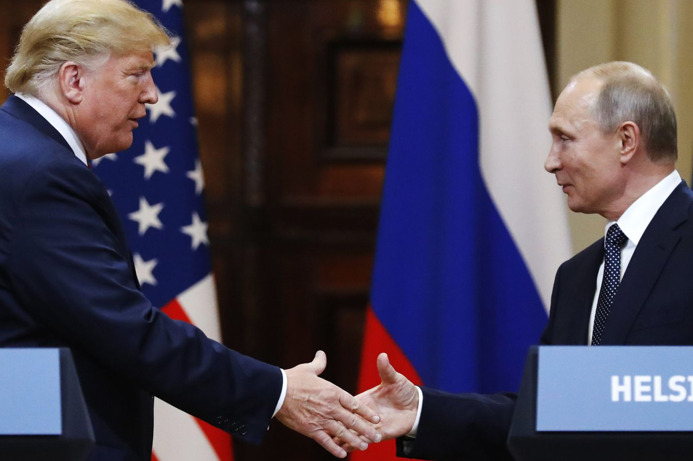 Trump's homage to Putin at Helsinki proves him unfit to make foreign policy | Trudy Rubin