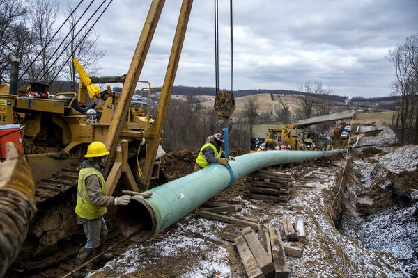 Controversial Mariner East 2 pipeline now in service