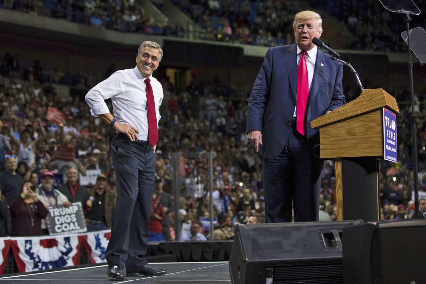 Lou Barletta rolls with Trump, as president shifts policy at border