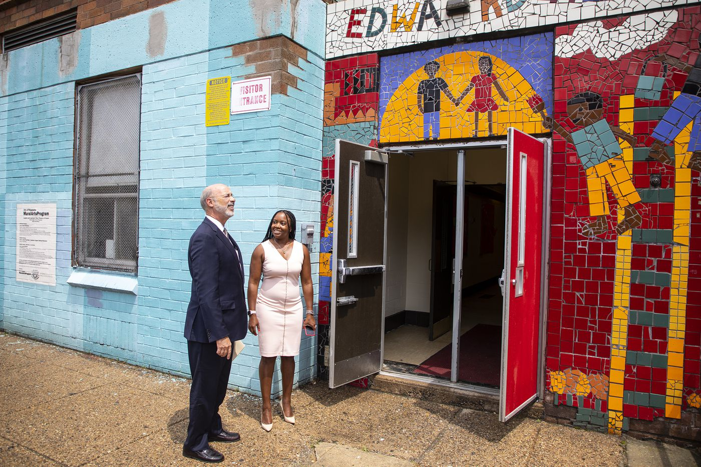 Gov. Wolf announces millions in funding to fix environmental hazards in Philly schools