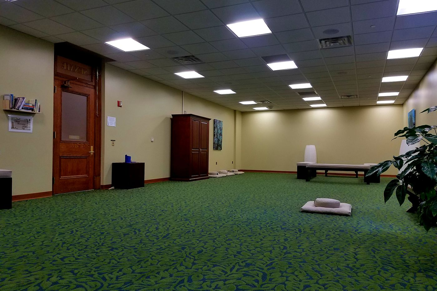 There's a yoga room in the state Capitol. Guess who paid for it? | John Baer