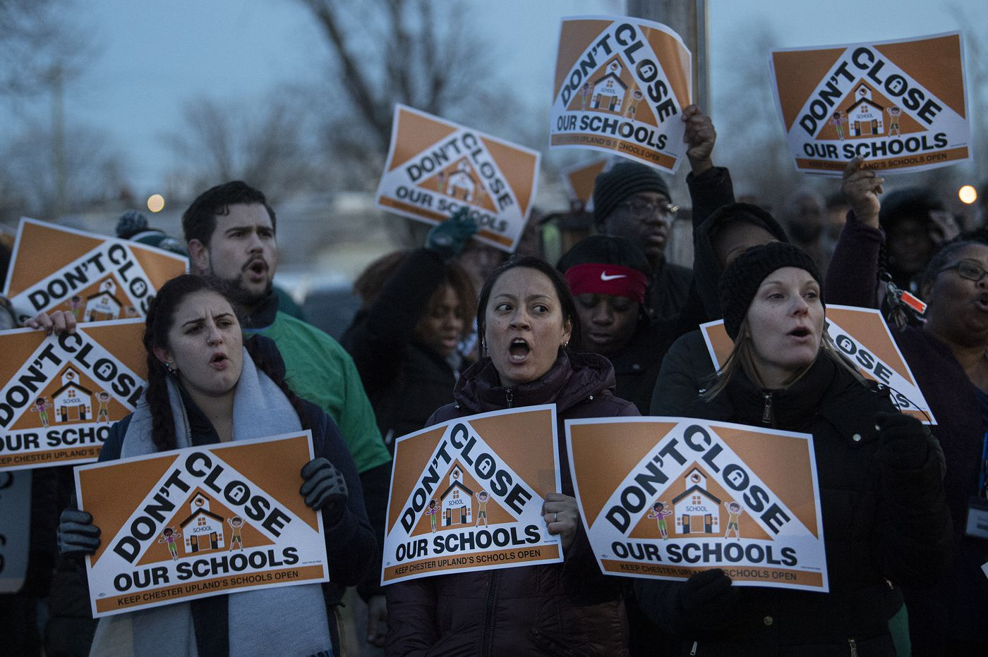 Judge says Chester Upland can consider possible takeover by charter schools