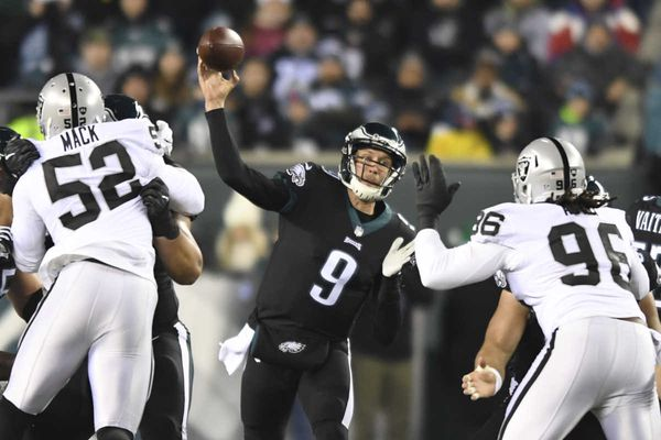 Eagles' poor play on third down is cause for playoff concern