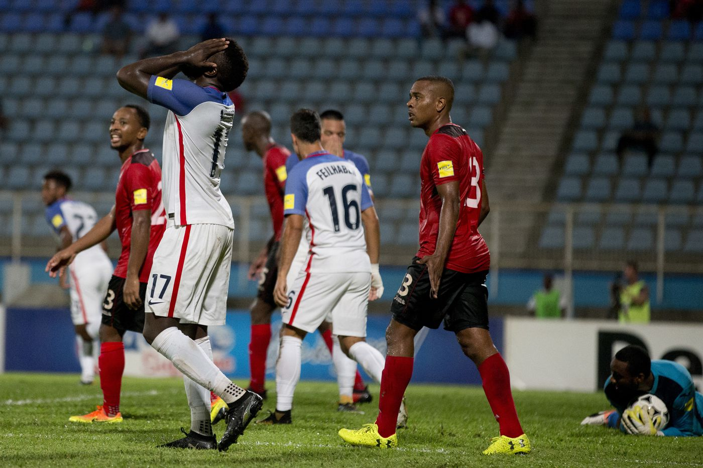 Concacaf Gold Cup 2019 schedule: USMNT to face Trinidad & Tobago, Panama and Guyana