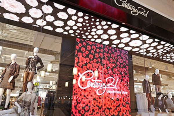 Retailer Century 21 'in sync' with the Gallery's desired customers, PREIT's CEO says