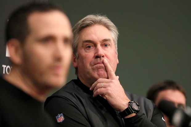 There was a lesson in the Eagles' hiring of Doug Pederson as head coach. Are other teams learning it? | Mike Sielski
