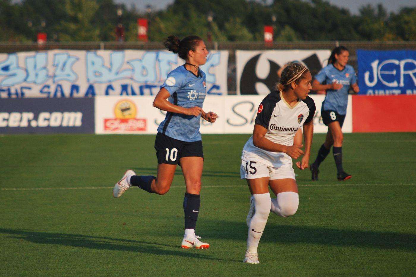 u.s. women's soccer team takes over the spotlight with women's world