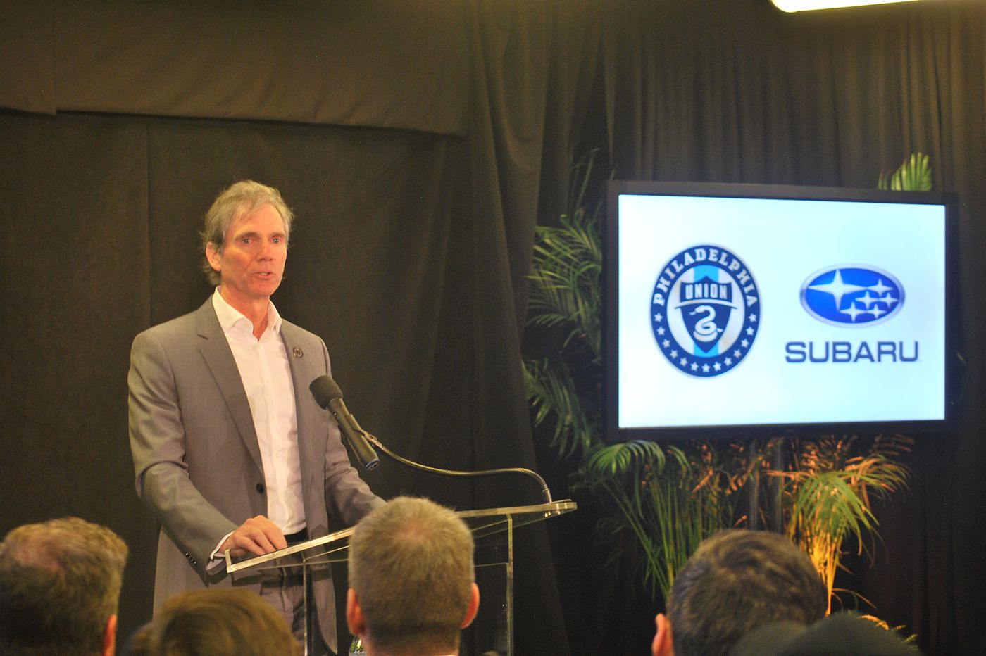 Union's stadium now called Subaru Park with new naming rights deal