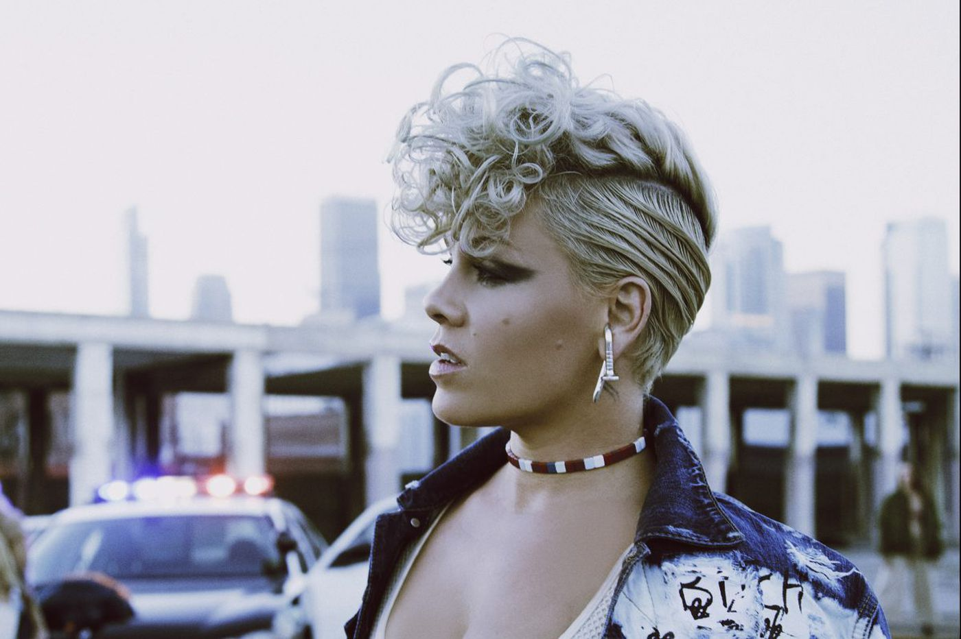 Why Pink is still a pop goddess after nearly two decades in the spotlight