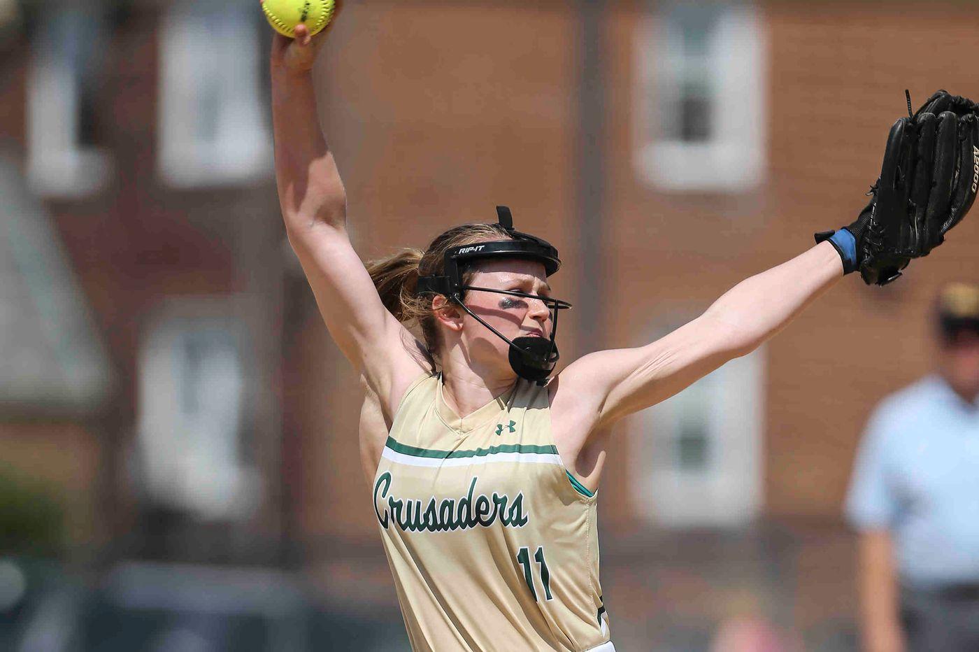 Friday's Southeastern Pa. roundup: Lansdale Catholic softball advances to Catholic League semis on Megan Burns' walk-off home run