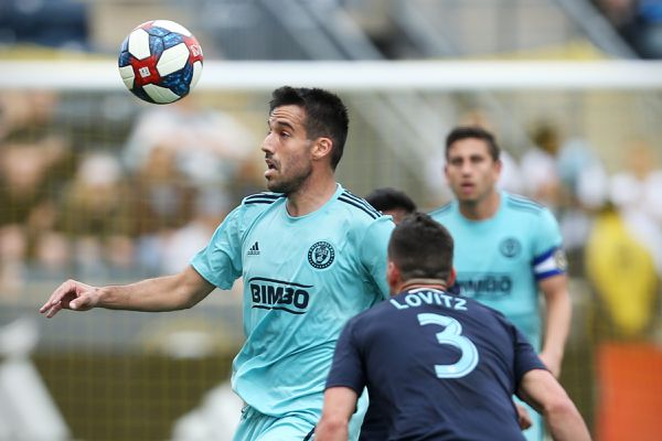 Union observations: Jim Curtin makes another good tactical switch; Jamiro Monteiro shows his versatility