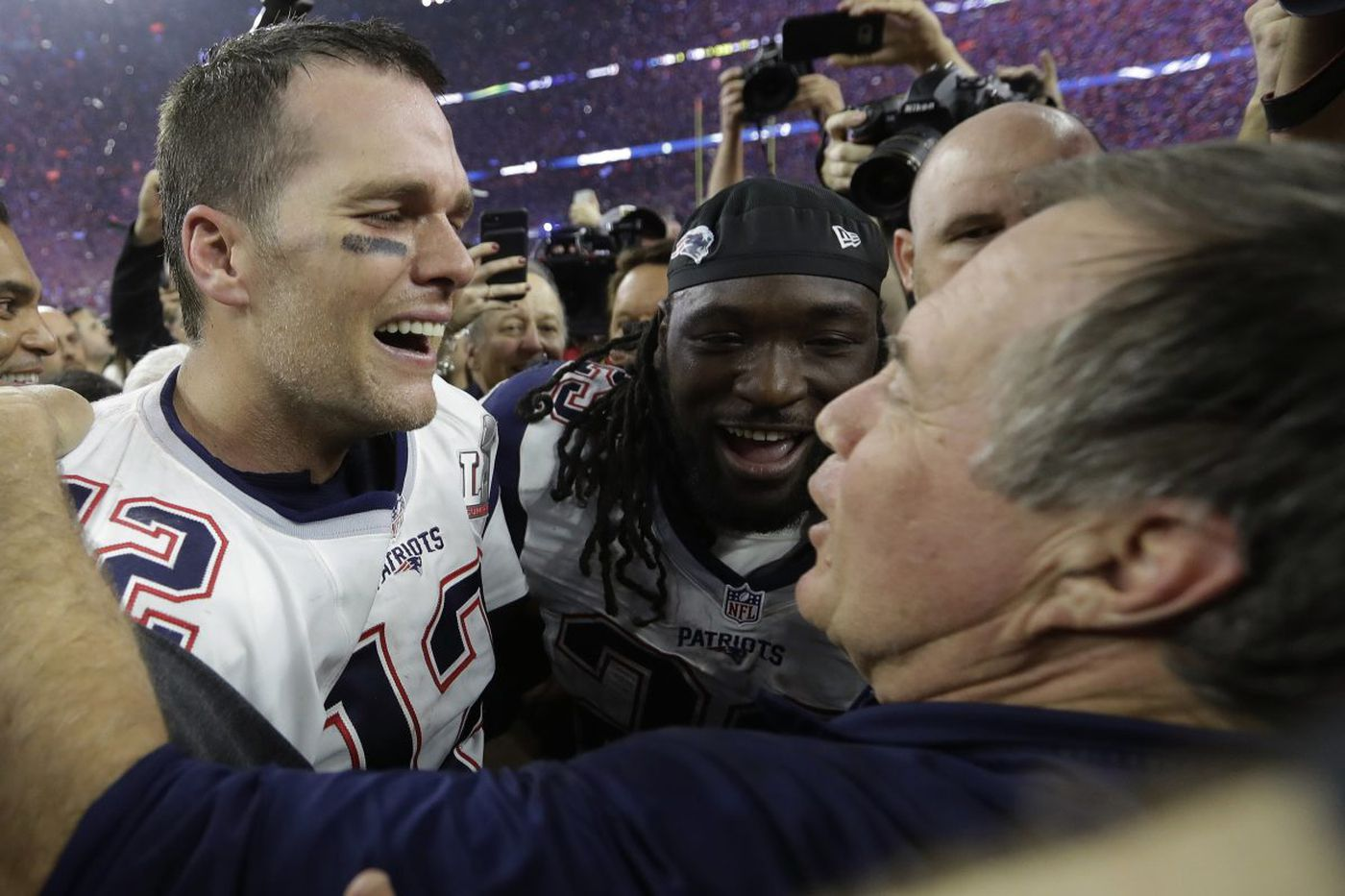 Patriots' scandals will haunt them against the Eagles in Super Bowl | Marcus Hayes
