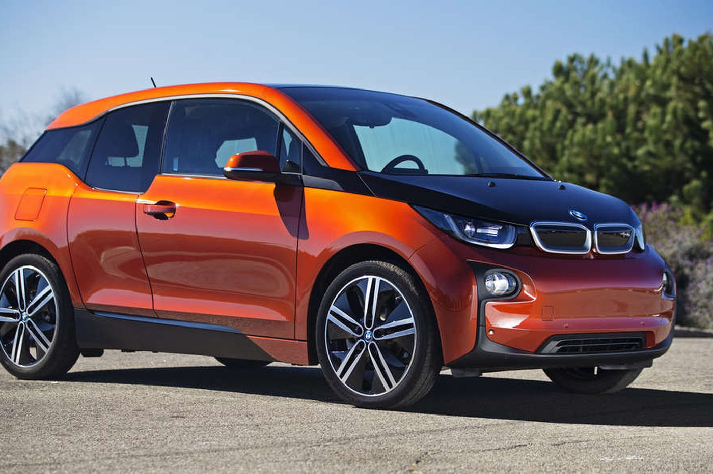 Driver's Seat: BMW has a stylish take on going green