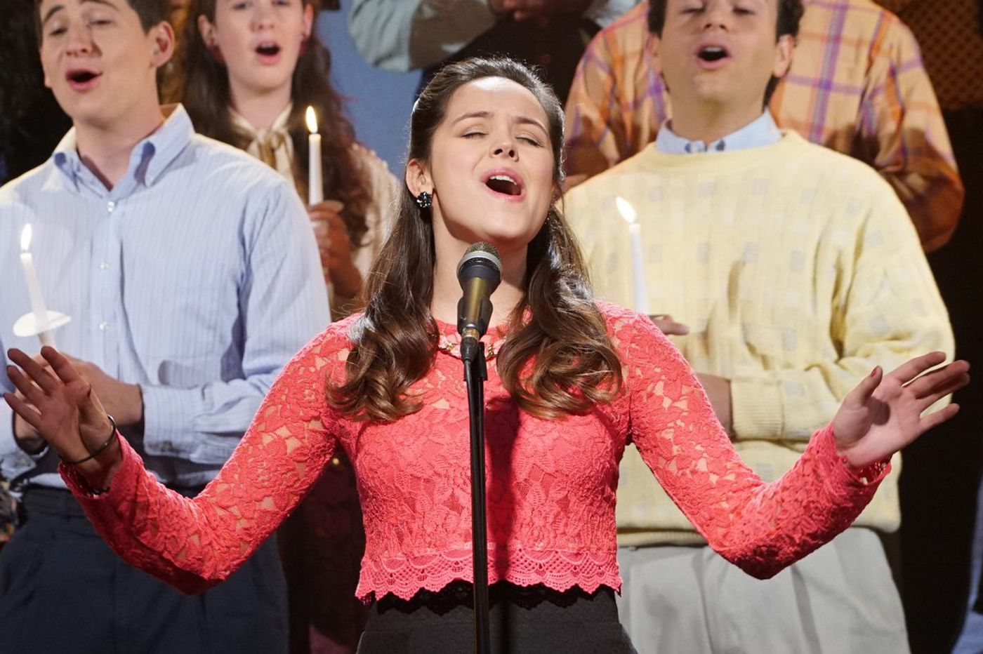 'Goldbergs' star Hayley Orrantia taking her act to the real Jenkintown