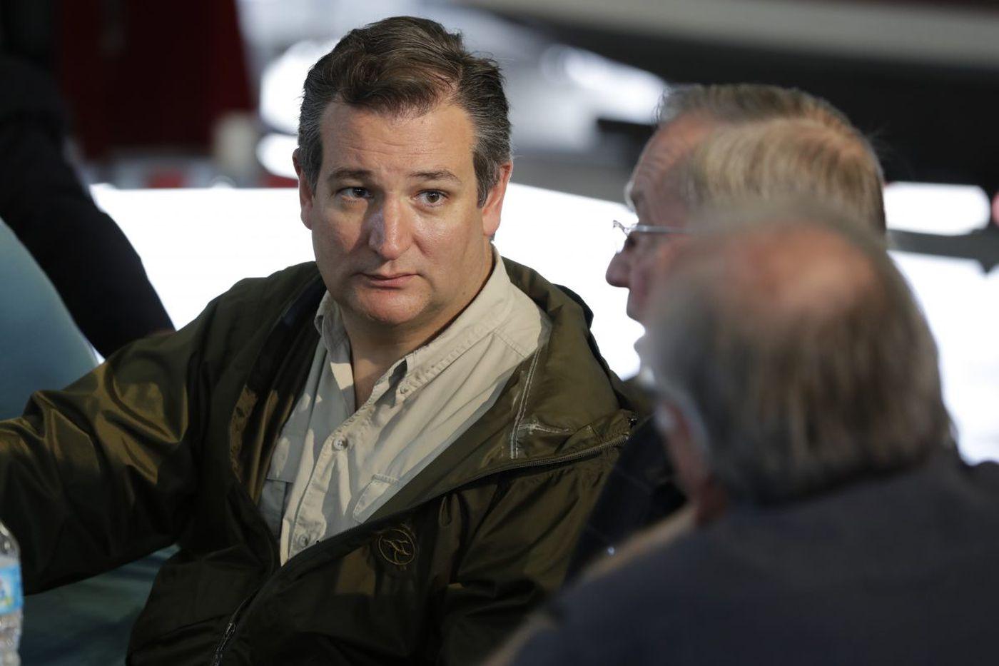 FactCheck: Cruz wrong on Sandy relief