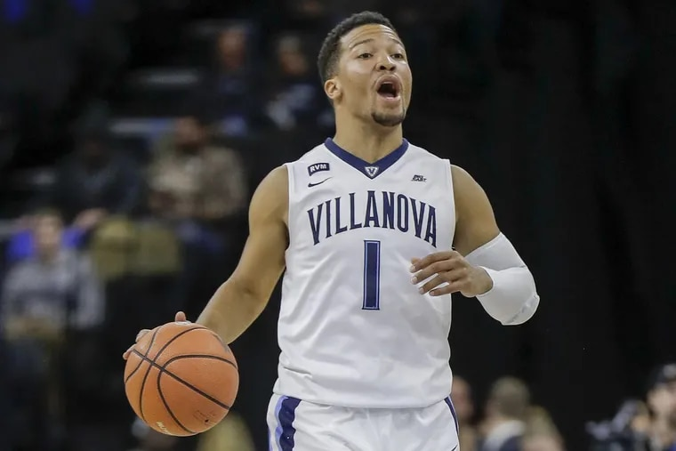 Jalen Brunson and the Wildcats avoided a near upset loss to DePaul last December.