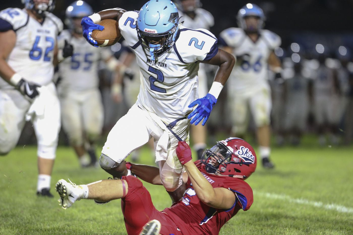 Familiar District 1 football playoff foes Neshaminy and North Penn to meet again