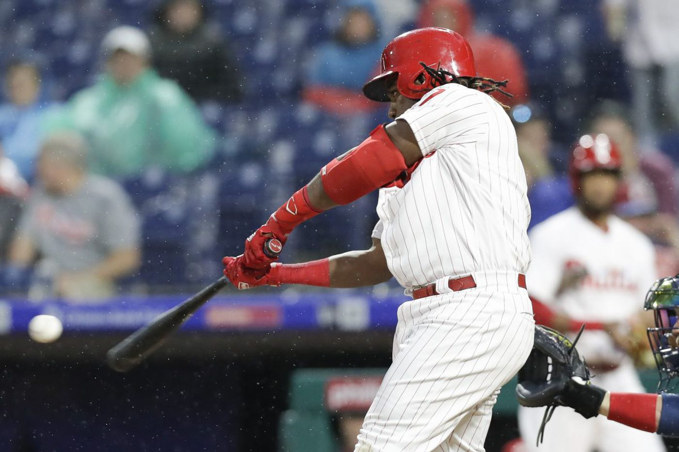 Phillies hope Maikel Franco's power could be unlocked with one swing adjustment | Scott Lauber