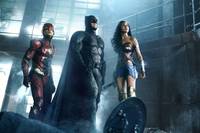 Justice League, starring Ezra Miller as The Flash, Ben Affleck as Batman and Gal Gadot as Wonder Woman, wasn't at all about justice for the environment, given the superhero characters' carbon footprints.