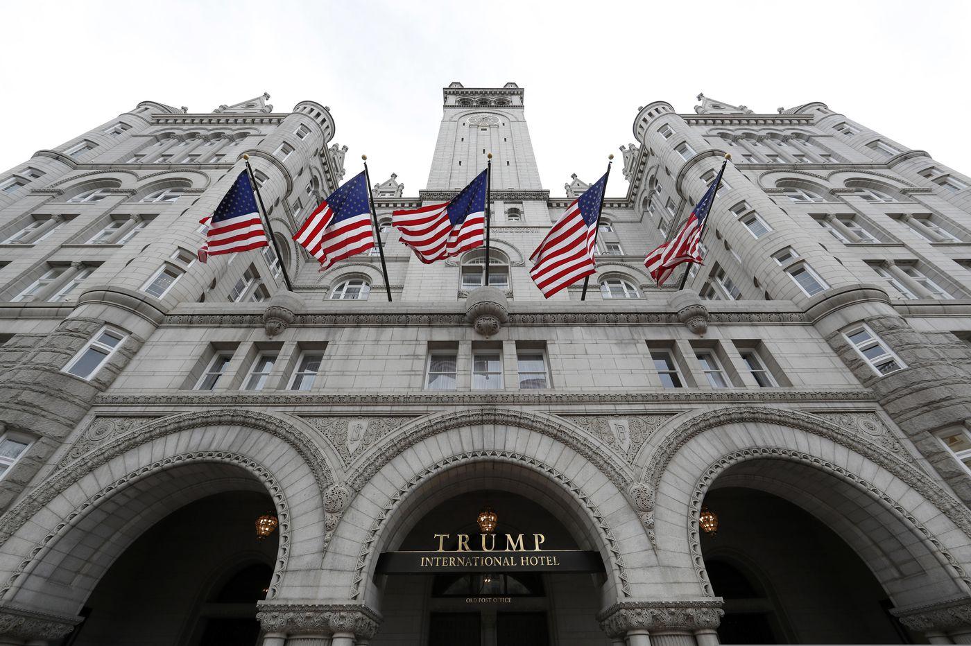 DOJ files to halt Trump suit demanding financial documents