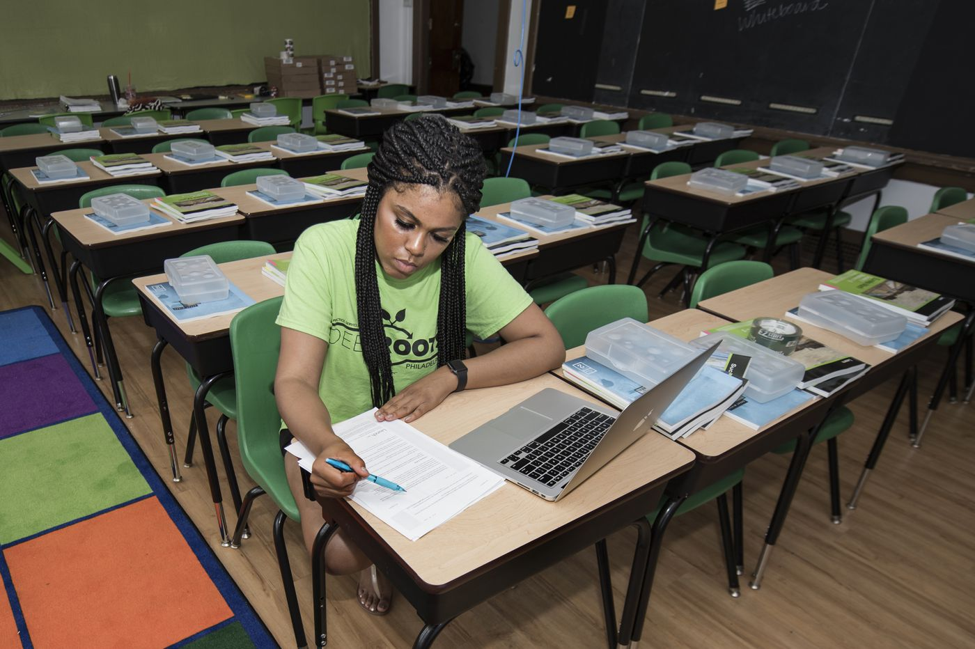 For first time in nearly 10 years, new charter operator opens school in Philly