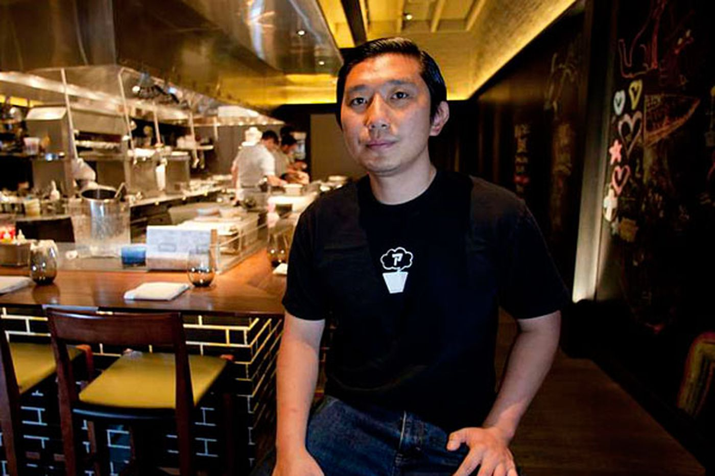 Chef Peter Serpico is reopening Serpico with a 'kinda-Korean' noodle shop