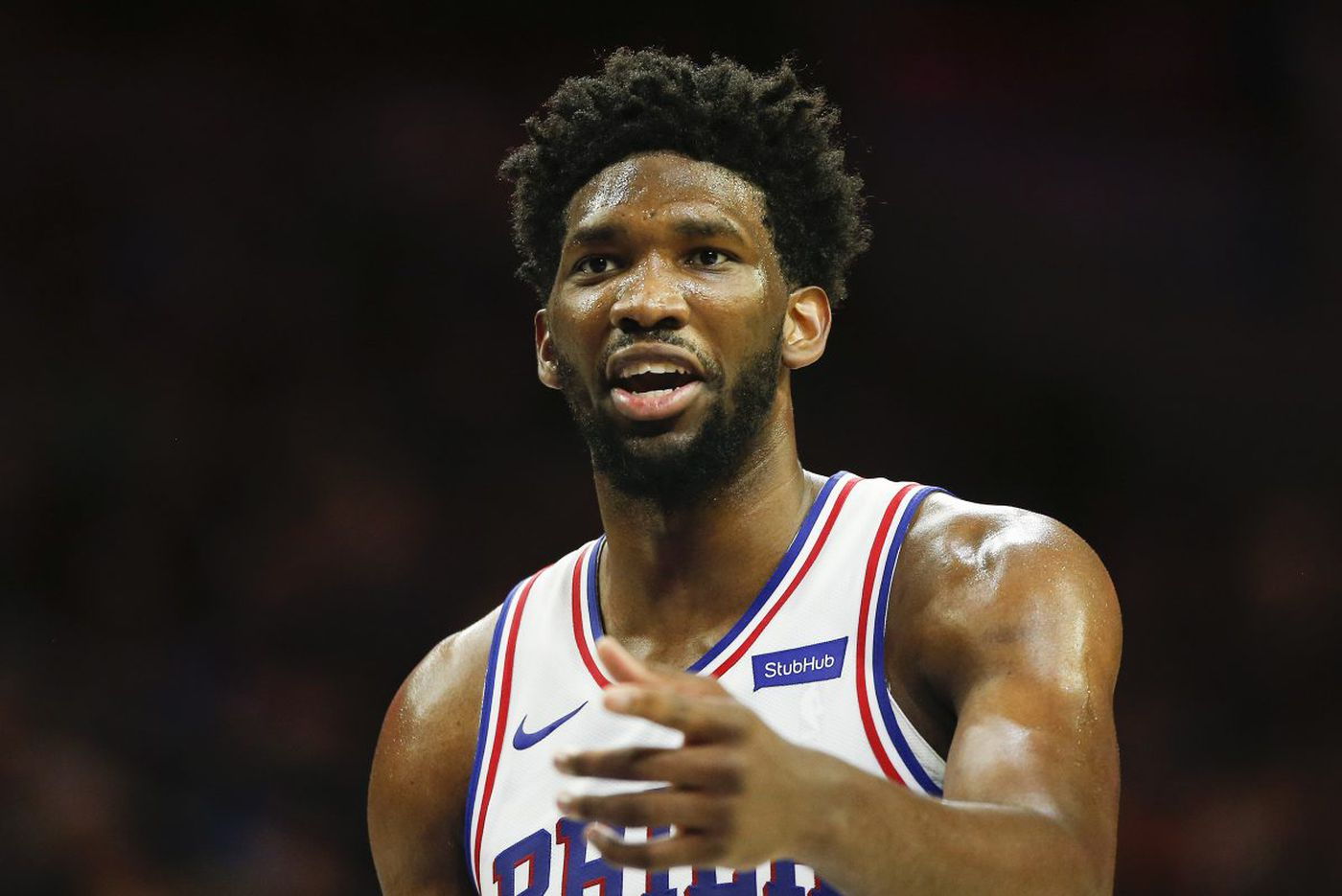 Sixers' Joel Embiid to compete in Rising Stars, Skills Challenge and All-Star Game