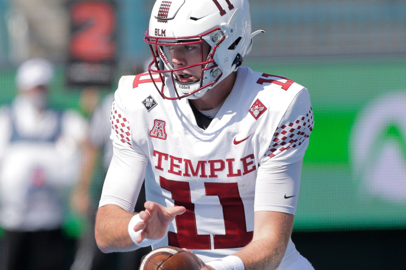Temple quarterback Anthony Russo out for Saturday against SMU