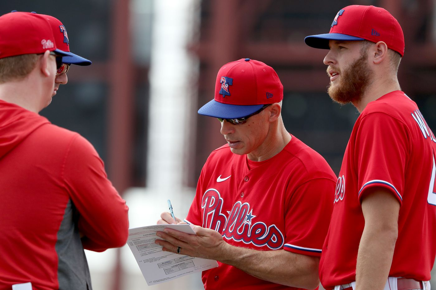 Why the Phillies are projected to have a losing season | Extra Innings
