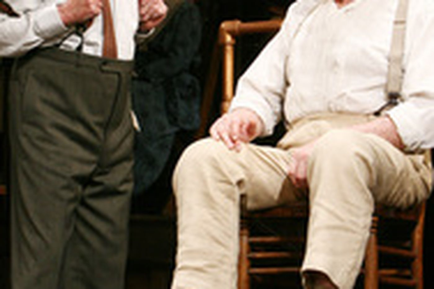 'Inherit the Wind' succeeds on almost every score