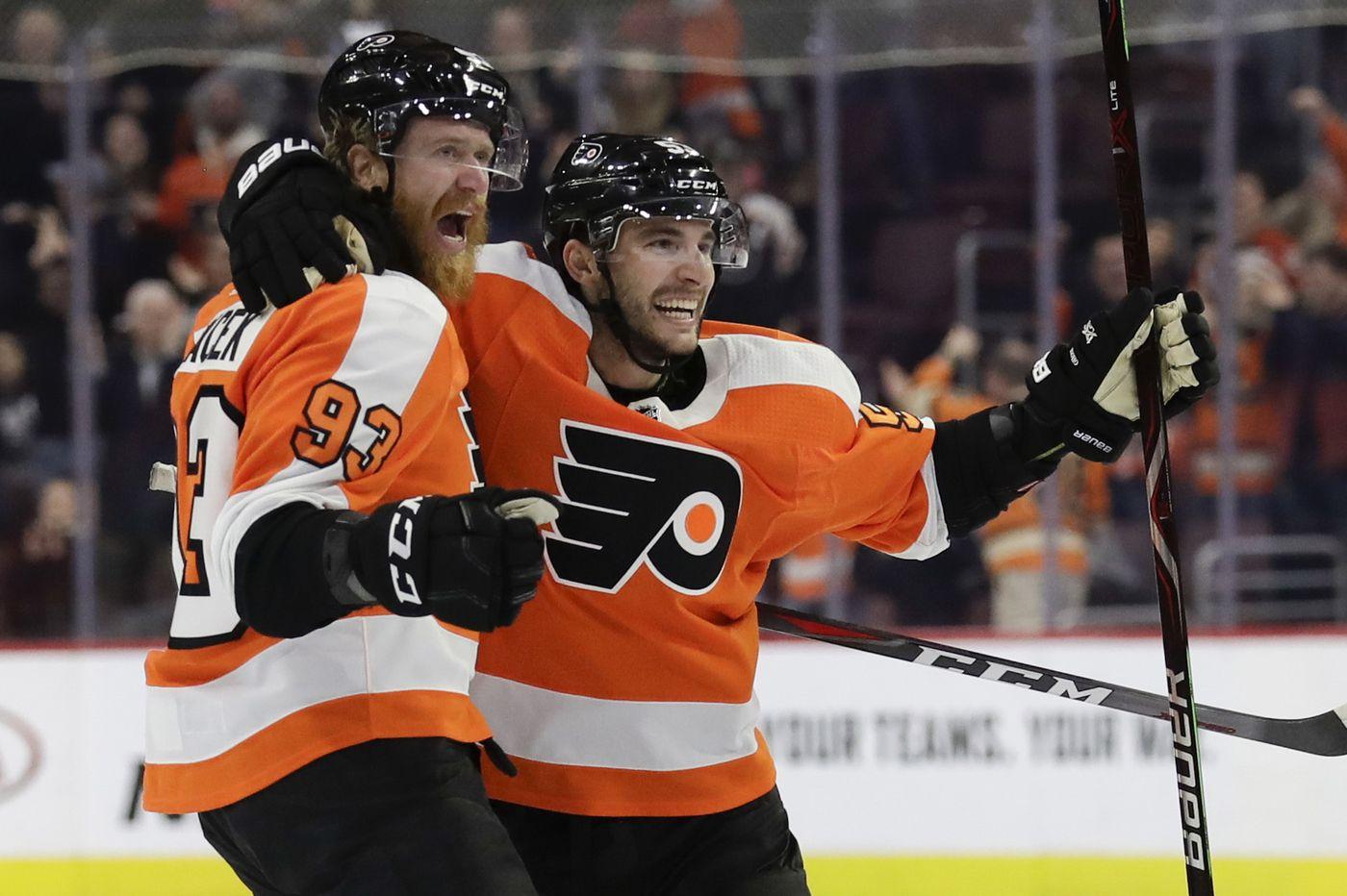 If Johnny Boychuk plays in rematch against Jake Voracek, Flyers' interim coach Scott Gordon doesn't expect fireworks