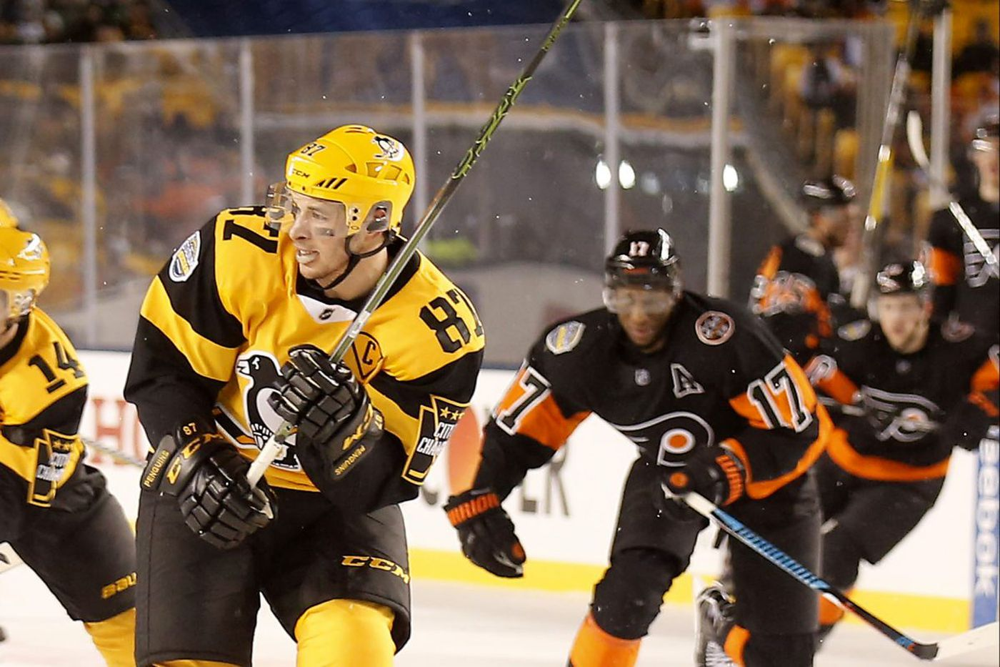 Flyers-Penguins preview: Pittsburgh is slumping, but still has Sidney Crosby