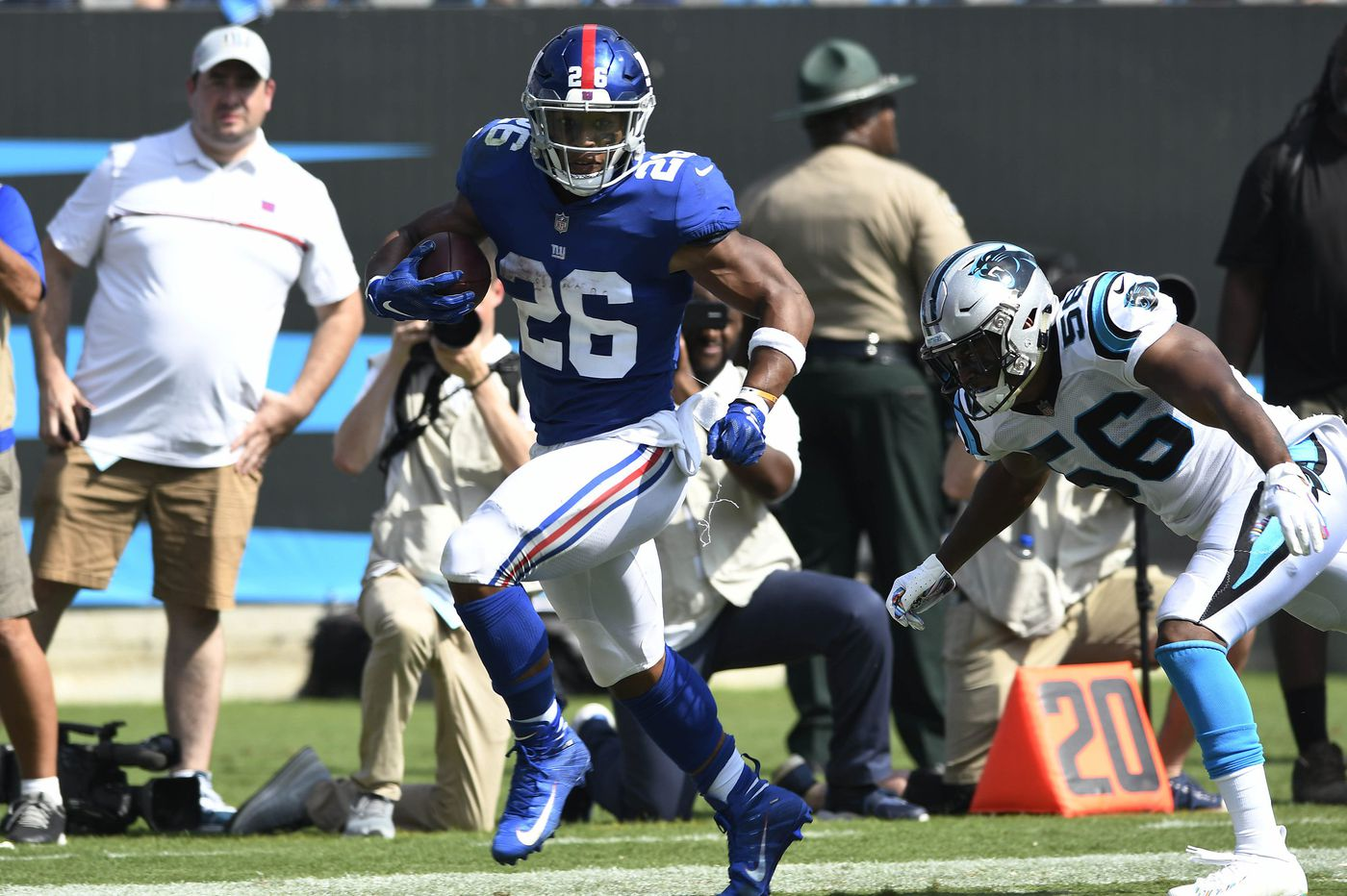 Eagles-Giants scouting report, prediction | Paul Domowitch