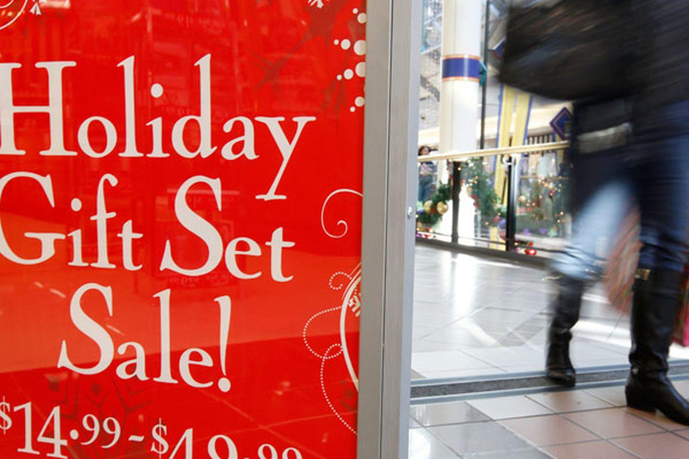 Shoppers spend less, hunt deals