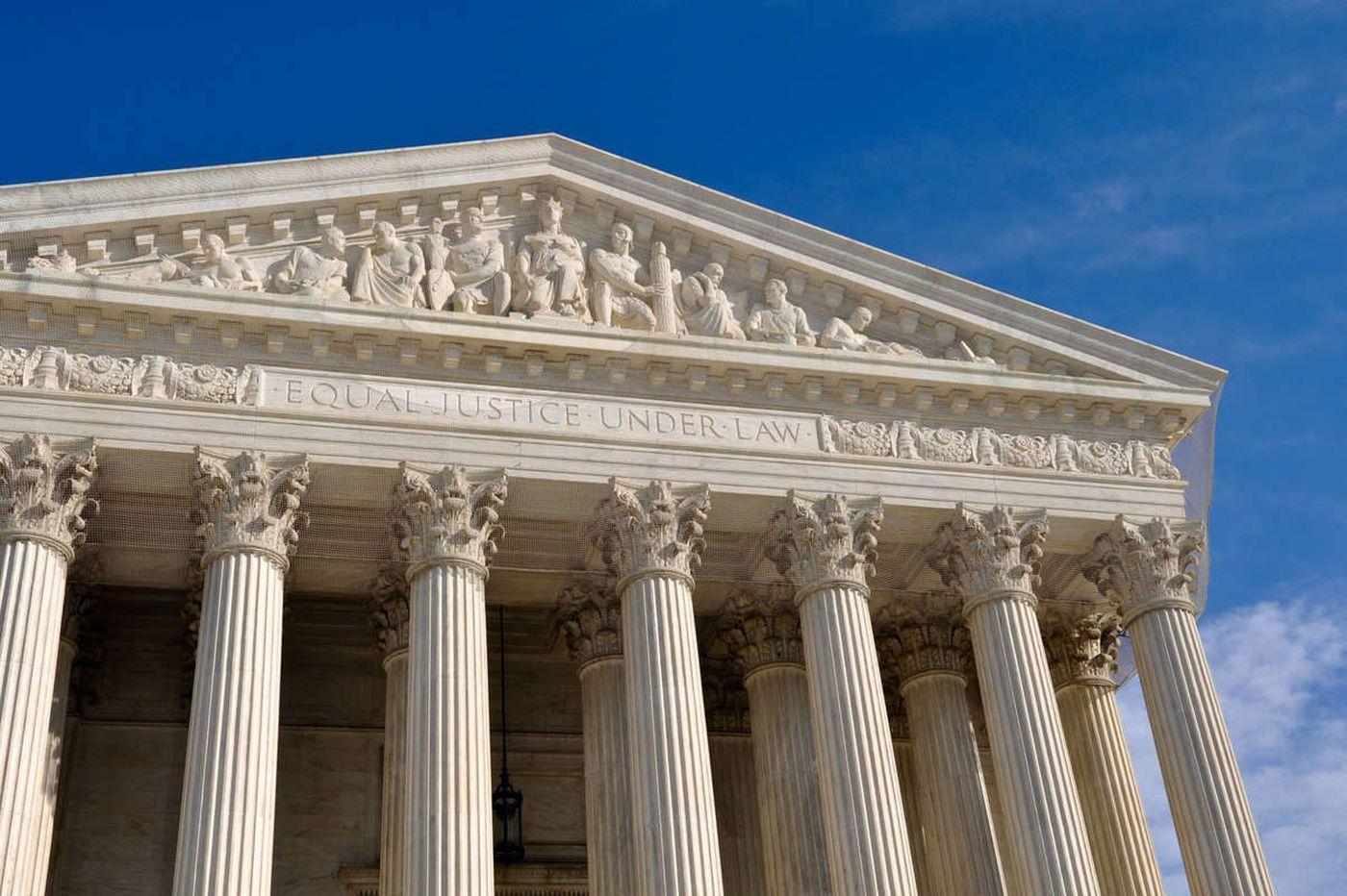 Pa. Republicans ask U.S. Supreme Court to halt redistricting order