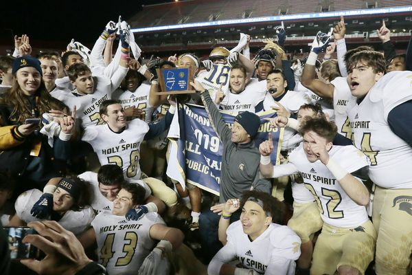 Holy Spirit beats St. Joseph in Non-Public, Group 2 championship for late coach Bill Walsh