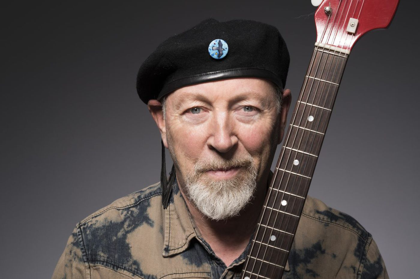 Richard Thompson recorded albums to sell out his live shows. Turns out, people actually wanted to buy them