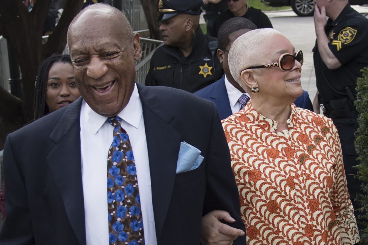 Camille Cosby: 'This is mob justice, not real justice'