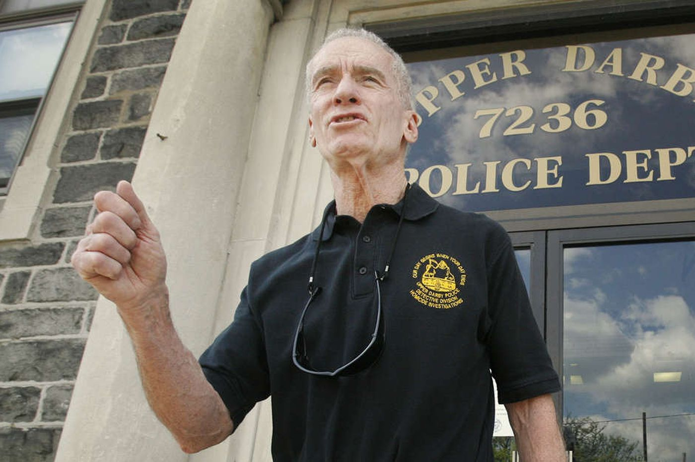 'Not in my town, Pookie,' and other great quotes from Michael Chitwood, Upper Darby's soon-to-retire, outspoken top cop