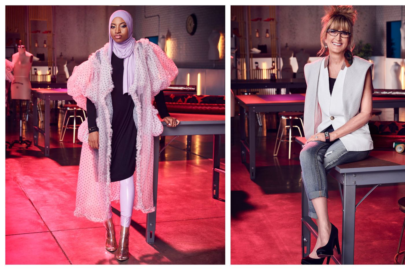 Philly is home to 7 'Project Runway' designers. Meet the latest season's. | Elizabeth Wellington