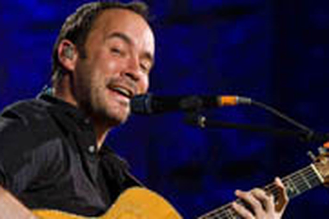 Dave Matthews Band is dependable and fresh