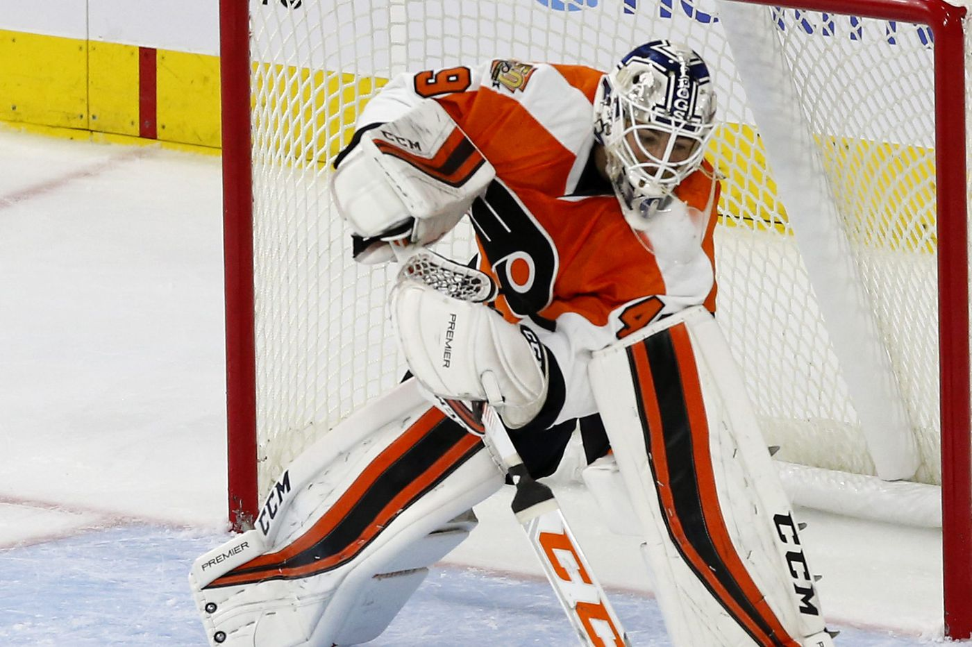 Alex Lyon expected to get call as Flyers try to slow surging Sabres