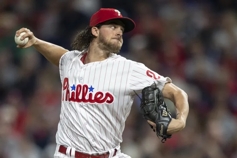 Aaron Nola led the Phillies to a win in the penultimate game of the season.
