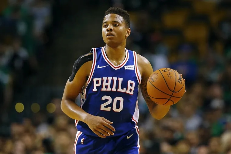 Markelle Fultz is out indefinitely, adding to the Sixers' bad luck with first-round picks and injuries.