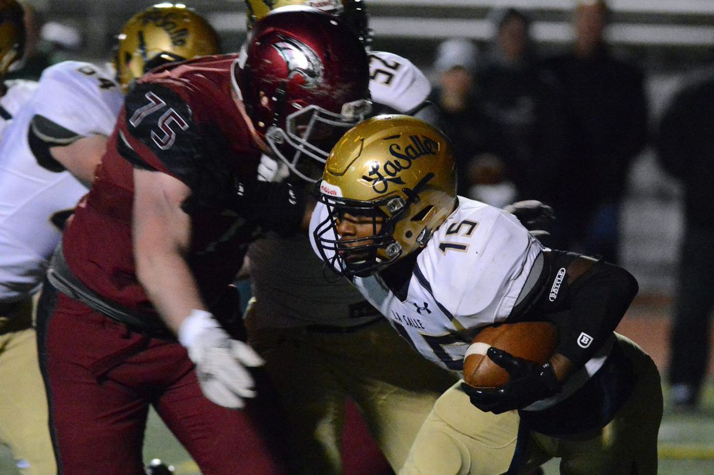 National signing day roundup: St. Joe's Prep's Ryan Bryce joins Army