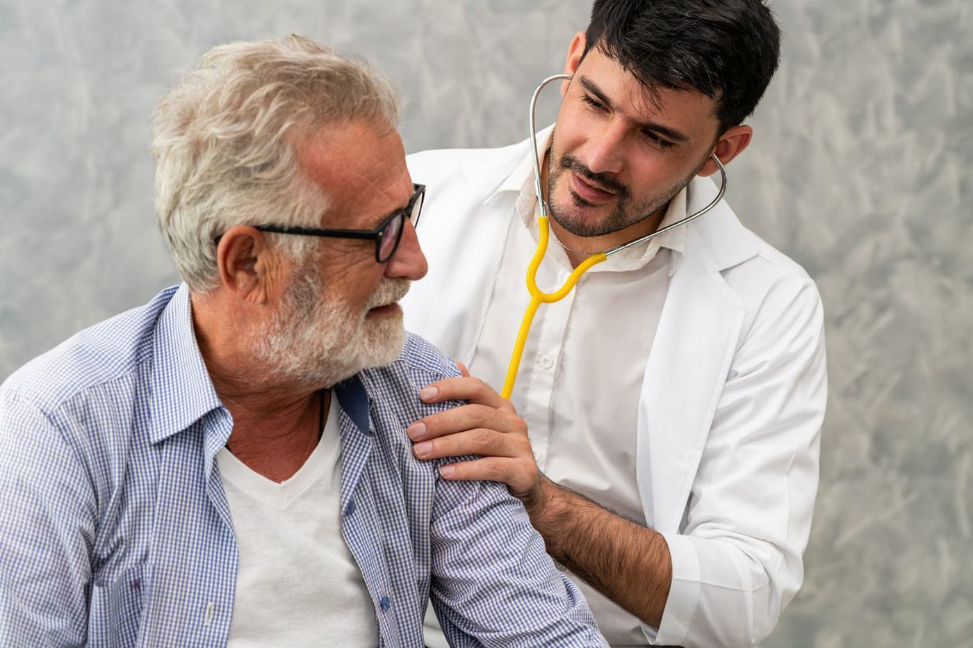 Older patients resist talking with doctors about their life expectancy, study finds