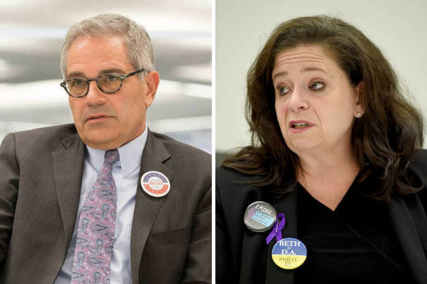 Video: 5 questions with the Philly DA candidates | Editorial Board