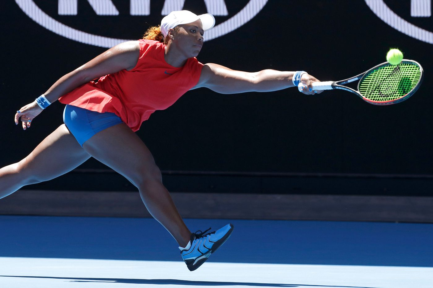Philadelphia Freedoms, Taylor Townsend gearing up for another postseason run