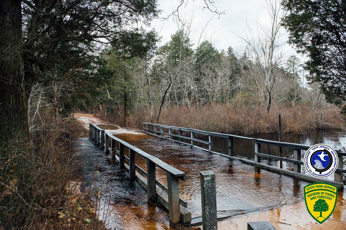 NJ to campers, state park visitors: Stay away for now