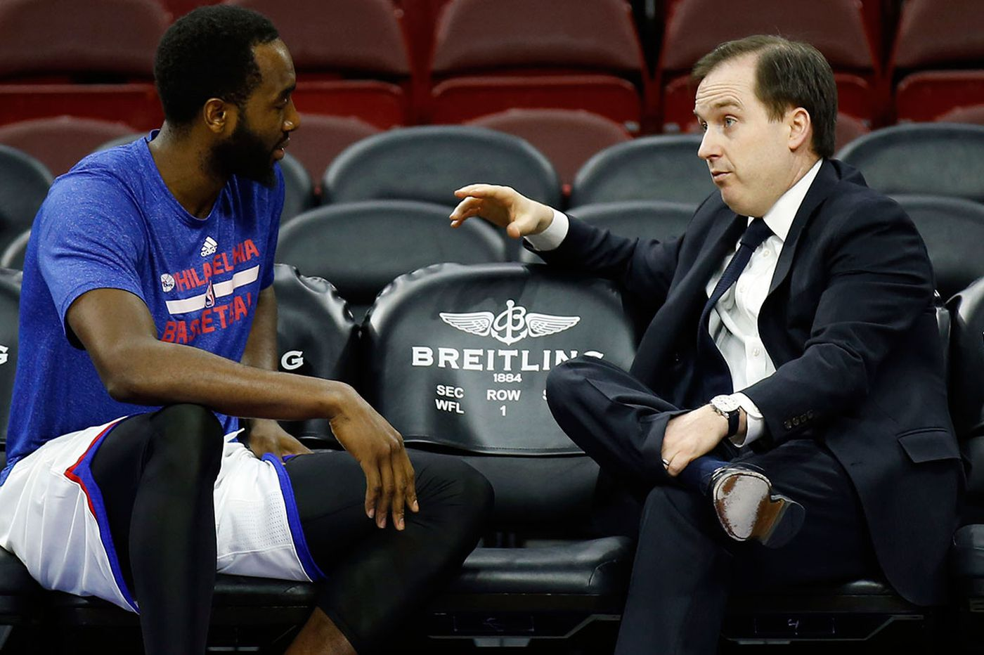 Ford: Hinkie likes to color outside the lines; will it work?
